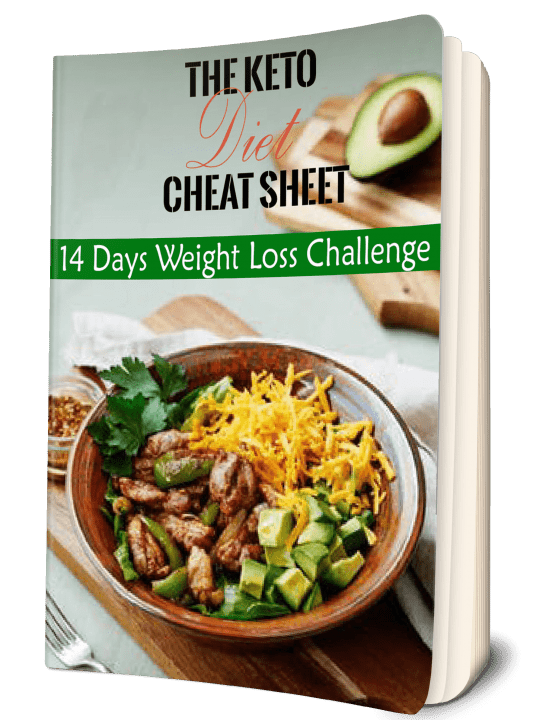 keto diet plan book pdf