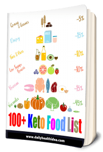 Keto diet 100+ food list