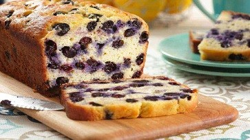This is main recipe of Healthy blueberry zucchini bread – 15 min Quick keto breakfast