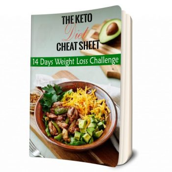 Keto diet ckeat sheet